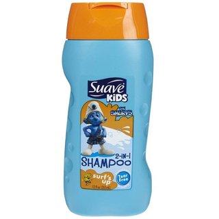 Suave Kids 2 In 1 Shampoo 355ml (12oz) - Smurfs Up