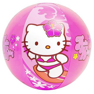 Intex Ball Hello Kitty - 58026NP (20In)