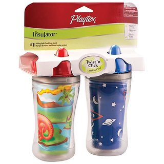 Playtex The Insulator Sipper - 2Pk