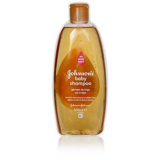 Johnsons Baby Shampoo 500ml - Germen De Trigo