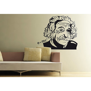 Albert Einstein Wall Decal