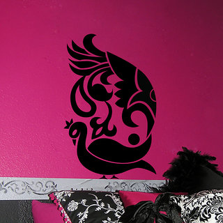 Peacock Passion Wall Decal