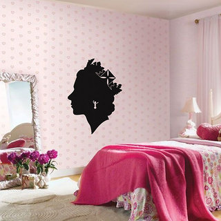 Queen Victoria Wall Decal