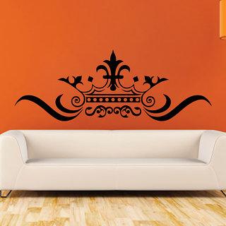 Creative Crown Wall Decal
