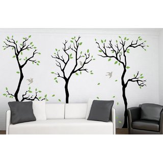Trees of Autumn Wall Decal
