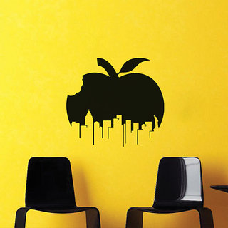 Apple City Wall Decal