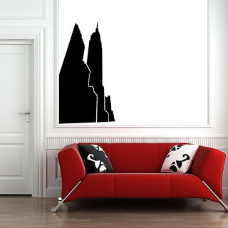 New York Skyscrapers Wall Decal