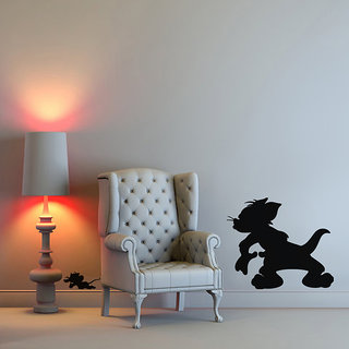 Tom And Jerry Wall Decal