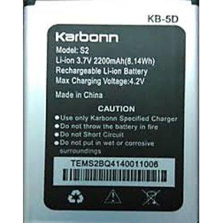 Origional Battery for Karbonn Titanium S2