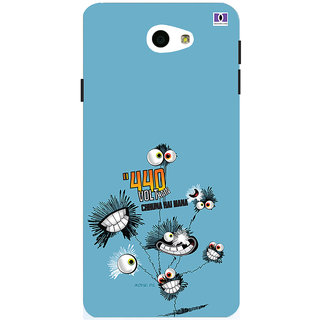 MyBestow Mobile Back Cover For Samsung Galaxy On 7 (2016)