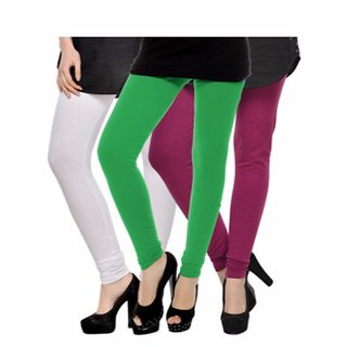 Vnu Pack of 3 Multi Colour Leggings