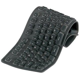 iConcepts (M01917-MB ) Foldable USB Keyboard