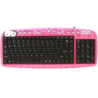 Hello Kitty Keyboard USB