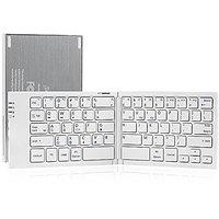 Perixx Bluetooth Folding Keyboard For IPad & IPhone, Wh