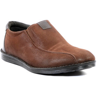Varsobaa Brown Sunthetic Men's Boot