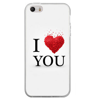ifasho Love Quotes I love you Back Case Cover for   4