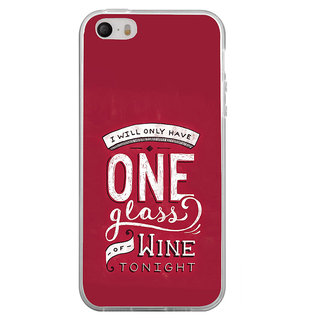 ifasho drink quotes Back Case Cover for Apple Iphone 4