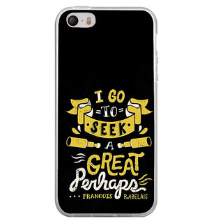 ifasho Life quote Back Case Cover for Apple Iphone 4