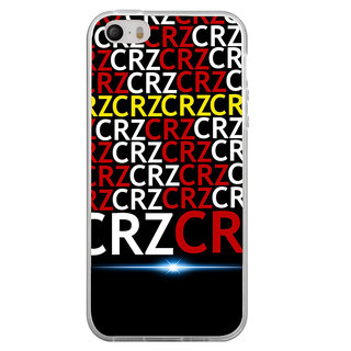 ifasho Crazy Quotes Back Case Cover for Apple Iphone 4