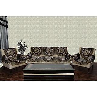Acralic chenille sofa cover Beat s. chaker multi 1647