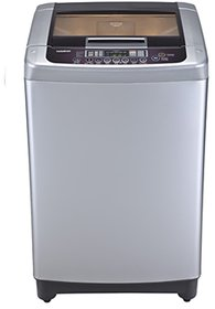 LG T9003TEELR 8 Kg. Top Load Fully Automatic Washing Machine (Available in Delhi NCR Only )