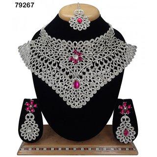 Heavy Bridal Necklace