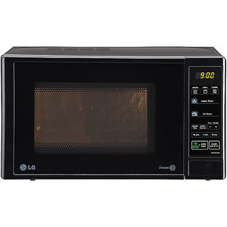 Buy Lg Mh2044db 20 Litre Grill Microwave Oven Online Get