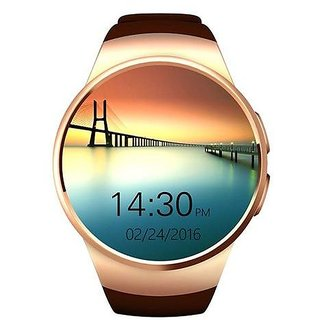 DyMate MTK2502C CPU, Bluetooth 4.0 GSM Calling Smart Fitness Smartwatch For iOS Android