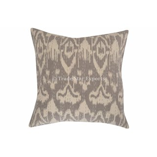 Indian Vintage Kantha Pillow Cases 16x16 Ethnic Cotton Cushion Covers Throw Pillow Shams