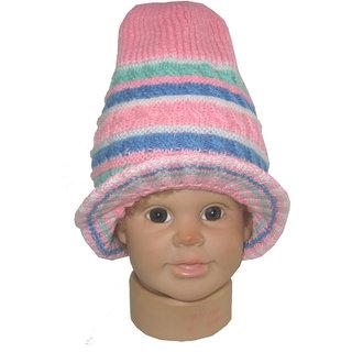 Goodluck Winter Warm Woolen Caps Boy Girls SSKDCP43
