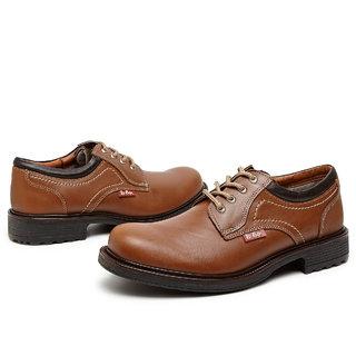 Lee Cooper Lee Cooper Man Up Shoes (Brown)