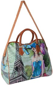 Cute girls 2 zipper Bag