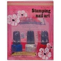 Stamping Nail Art Kit - Stone Set