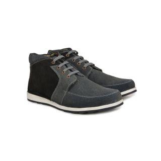 Wega Life PRETORIA Grey/Black Sneakers