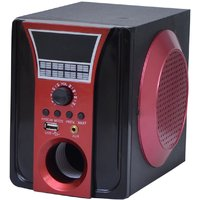 PALCO MP3/FM/AUX PLAYER WITH SPEAKER