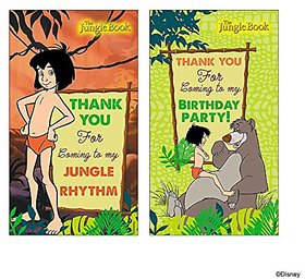 Disney Jungle Book Thank You Tags