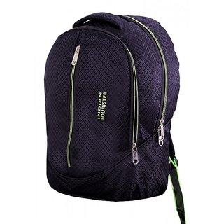 Indian Tourister Black Laptop Bag