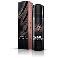 Wild Stone Copper Perfume Body Spray - For Men(120 Ml)