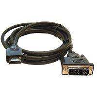 Vanco HDMIDVI25X Blue Jet High Speed HDMI To DVI Video Cable (25 Feet)