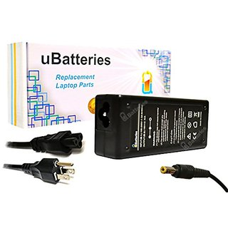 UBatteries Laptop AC Adapter Charger Toshiba Satellite L300-0H9 L300-0HG L300-0HH L300-13N L300-156 L300-AA2 L300-AA3 L3