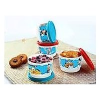 Tupperware Disney Snack Cups (set Of 2)