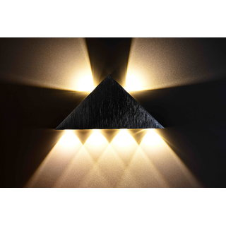 Contemporary LED wall lamp by Lightspro