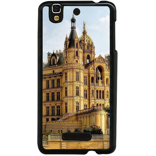 ifasho Historic Place Back Case Cover for YU Yurekha