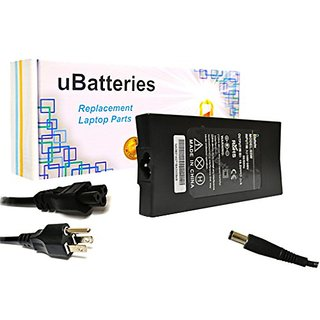 UBatteries Laptop Slim Power Adapter Charger Dell XD802 0XD802 OXD802 XK850 0XK850 OXK850 Y807G 0Y807G OY807G YR719 0YR7