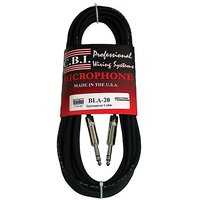 CBI Ultimate Series 1/4 Inch TRS To 1/4 Inch TRS Cable - 6 Foot