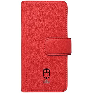 ullu Cell Phone Cover for iPhone 6 - Retail Packaging - Red