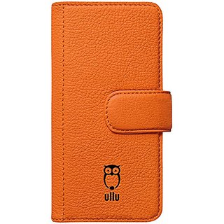ullu Cell Phone Cover for iPhone 6 - Retail Packaging - Orange