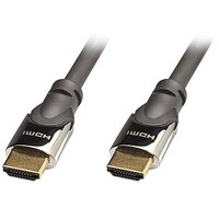 LINDY 41401 1m CROMO High Speed HDMI Cable With Ethernet