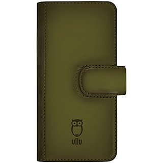 ullu Piggyback Case for iPhone 6 - Retail Packaging - Olive