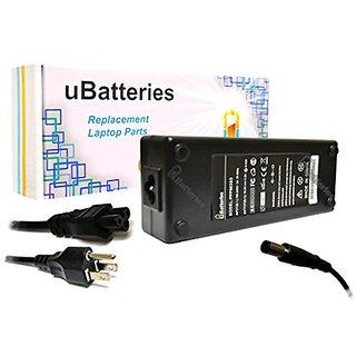 UBatteries Laptop AC Adapter Charger HP Pavilion dv4-2120ca dv4-2124tx dv4-2125tx dv4-2140us dv4-2141nr dv4-2142nr dv4-2